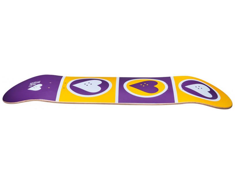"""Дека Heart Supply Squad Purple 8.25"""""""