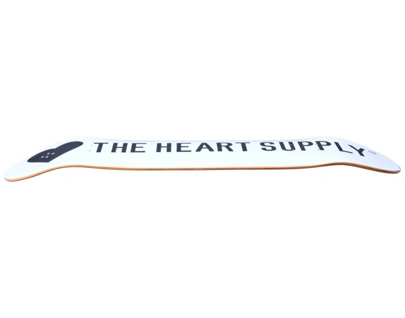 """Дека Heart Supply Strong White 8"""""""