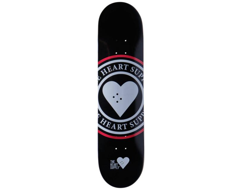 "Дека Heart Supply Insignia Black 8"""