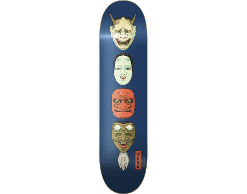 """Дека Verb Adam Hill Masks 8.25"""""""