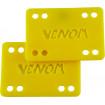 """Подкладки Venom 1/8"""" Yellow"""