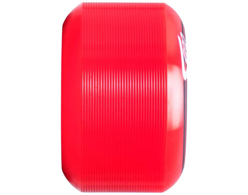 Комплект колес Autobahn GT1 Wide Body Red 53 mm