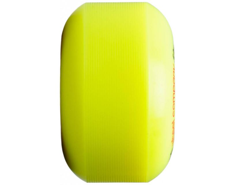Комплект колес Autobahn Nexus 52 mm Yellow