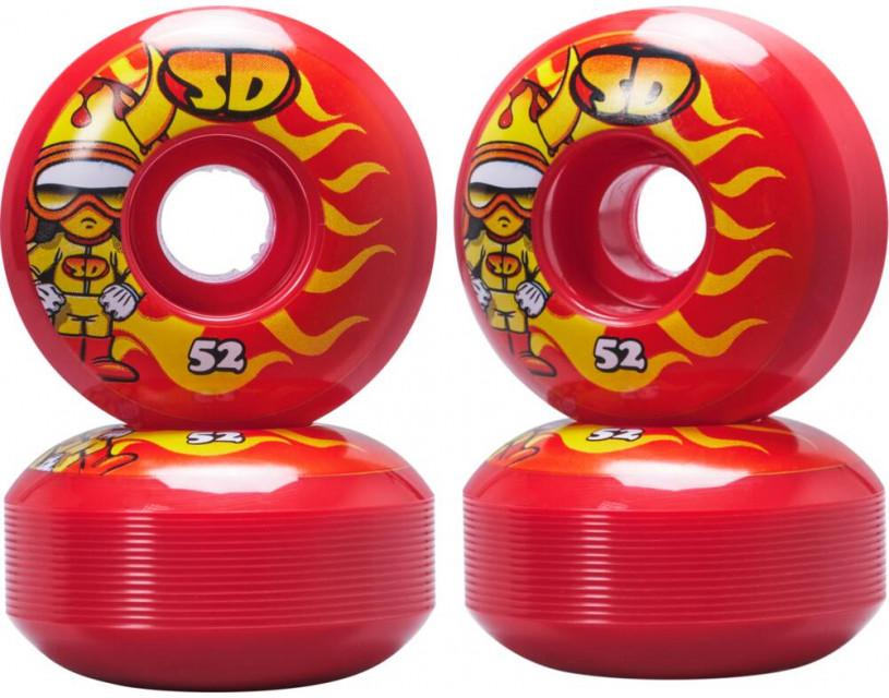 Комплект колес Speed Demons Characters Hot Shot