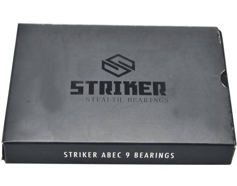 Подшипники Striker Stealth Abec 9 4-Pack
