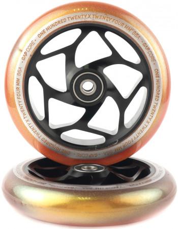 Комплект колес Blunt Gap Core 120 Gold