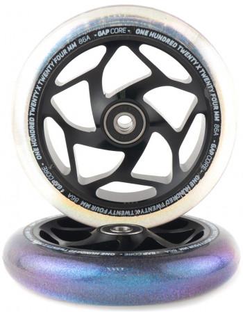 Комплект колес Blunt Gap Core 120 Galaxy