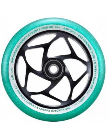 Комплект колес Blunt Gap Core 120 Black Jade