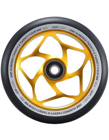 Комплект колес Blunt Gap Core 120 Gold Black