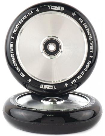 Комплект колес Blunt Hollow 120 mm Polished