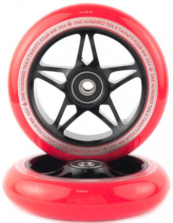 Комплект колес Blunt S3 110 Red