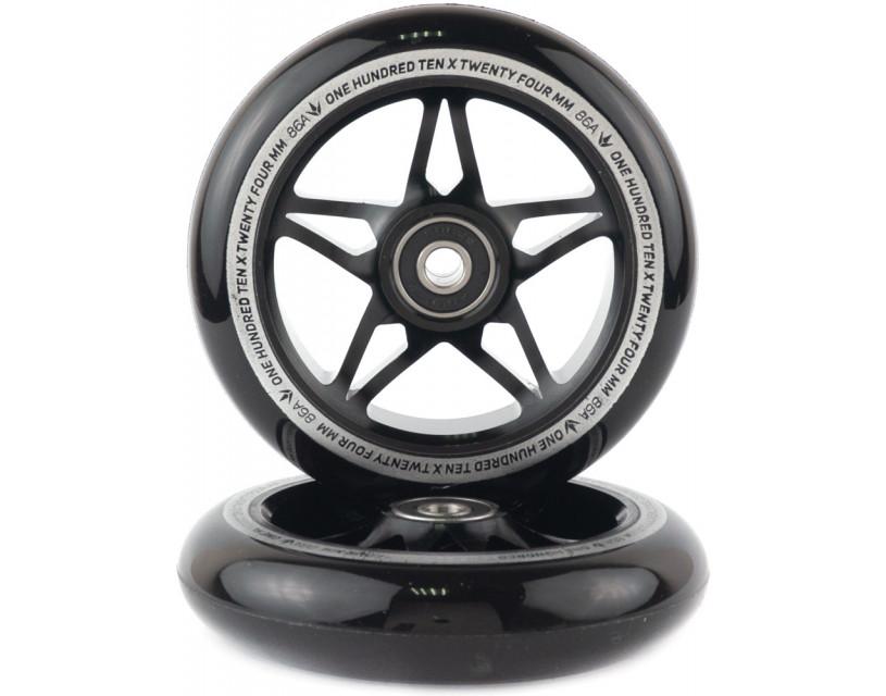 Комплект колес Blunt S3 110 Black