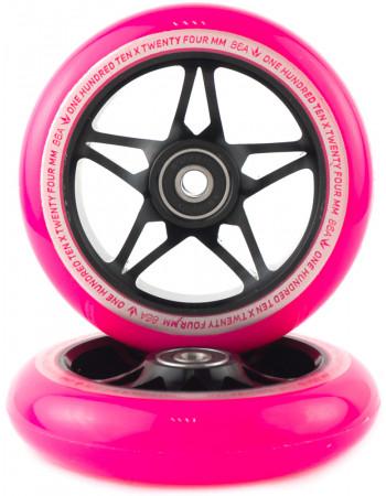Комплект колес Blunt S3 110 Pink