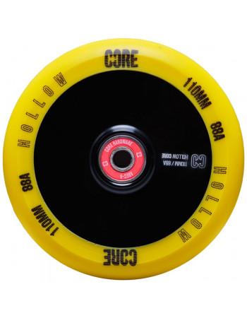 Комплект колес Core Hollow V2 110 Yellow