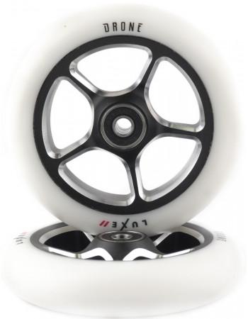 Комплект колес Drone Luxe II White 120 mm