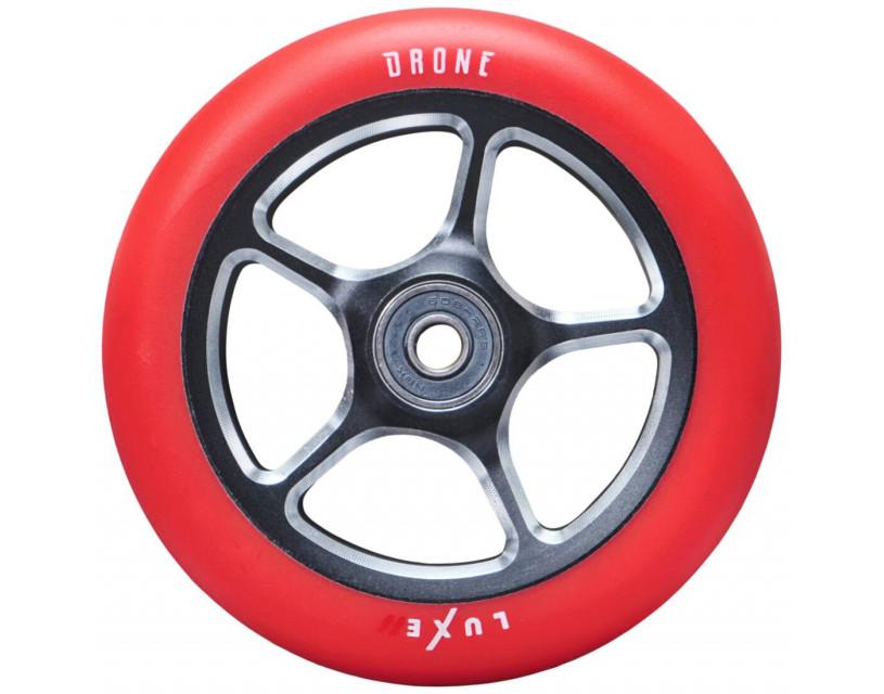 Комплект колес Drone Luxe II Red 110 mm