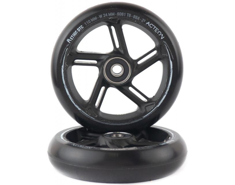 Комплект колес Ethic Acteon Black
