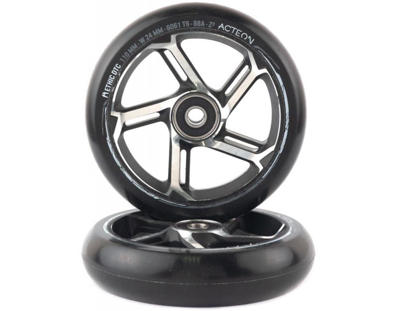 Комплект колес Ethic Acteon Raw