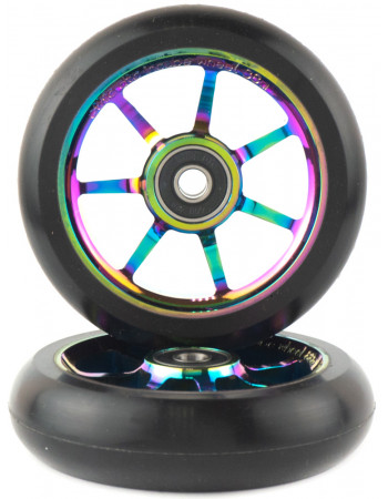 Комплект колес Ethic Incube Rainbow 100 mm