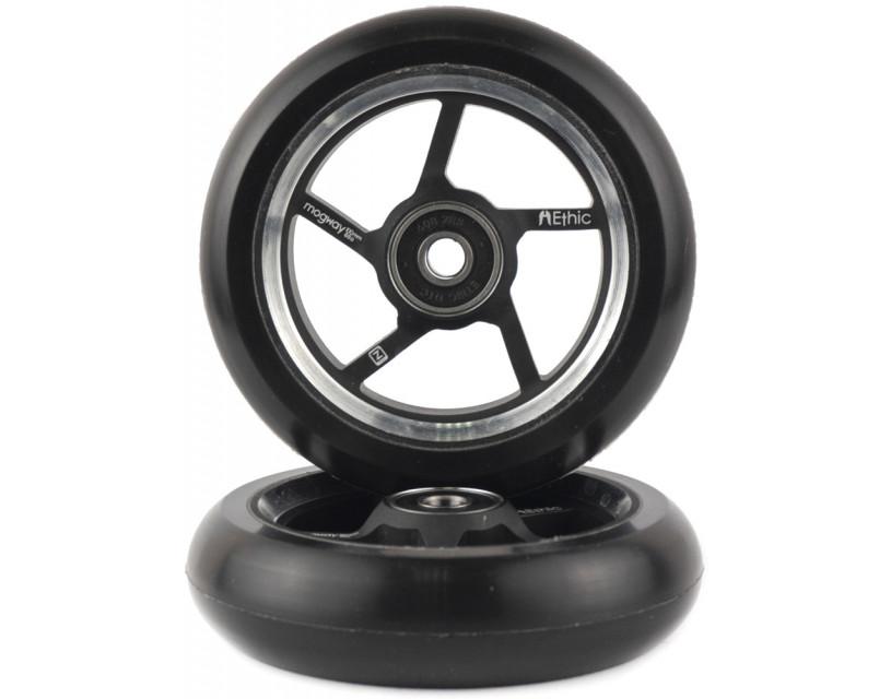 Комплект колес Ethic Mogway 100 mm Silver