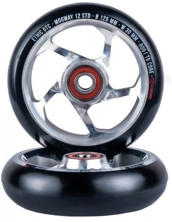 Комплект колес Ethic Mogway 12STD 125 mm Raw