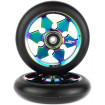 Комплект колес JP Ninja 6-Spoke Oilslick
