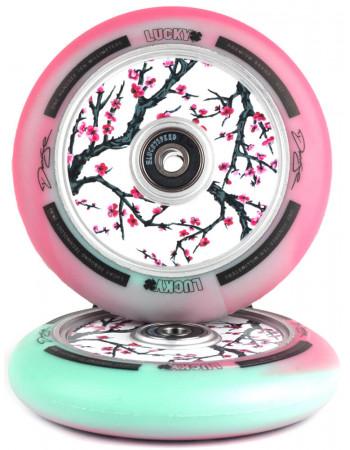Комплект колес Lucky Darcy Cherry-Evans 110 mm