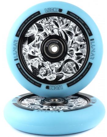 Комплект колес Lucky Lunar Hollow 110 mm Axis