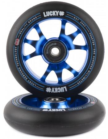 Комплект колес Lucky Toaster 100mm Black/Blue