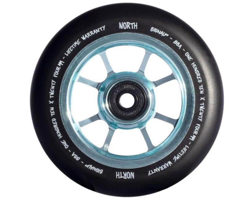 Комплект колес North Signal 110 mm Jade