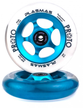 Комплект колес Proto Plasma Electric Blue