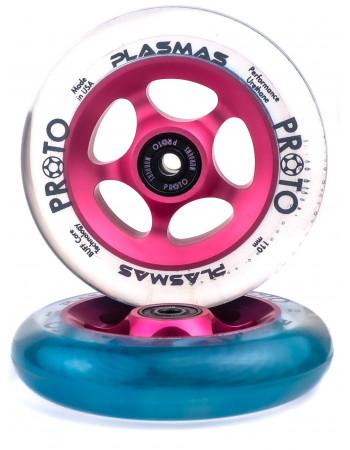 Комплект колес Proto Plasma Neon Pink