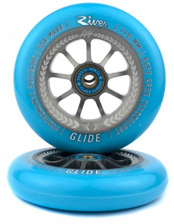 Комплект колес River Glide Juzzy Carter