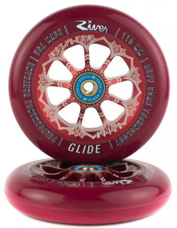 Комплект колес River Glide Dylan Morrison