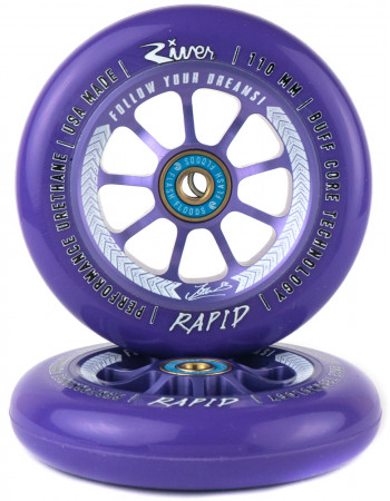 Комплект колес River Rapids Jordan Clark