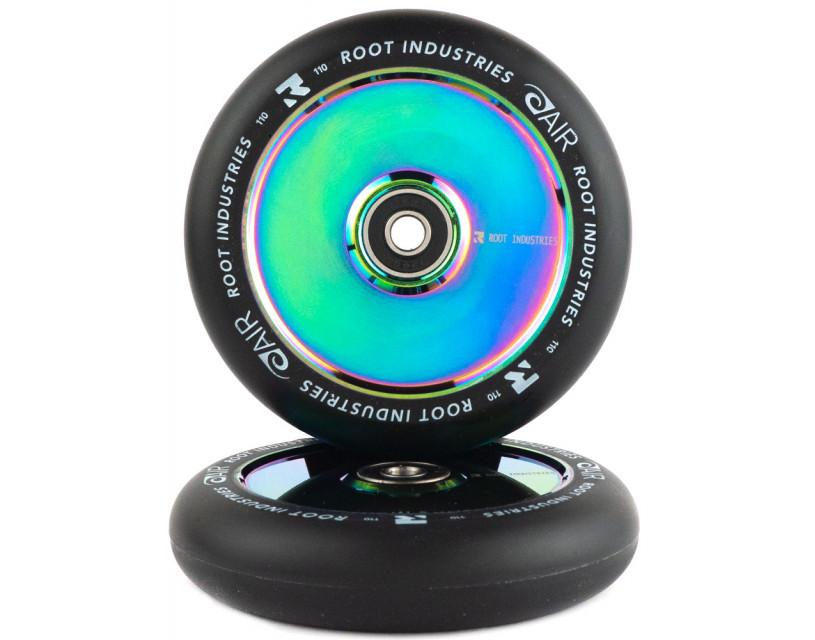 Комплект колес Root Industries Air 110 Black/Neochrome