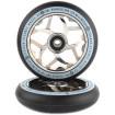 Комплект колес Striker Essence V3 Black/Chrome 110 mm