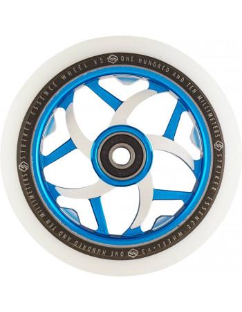 Комплект колес Striker Essence V3 White/Blue 110 mm
