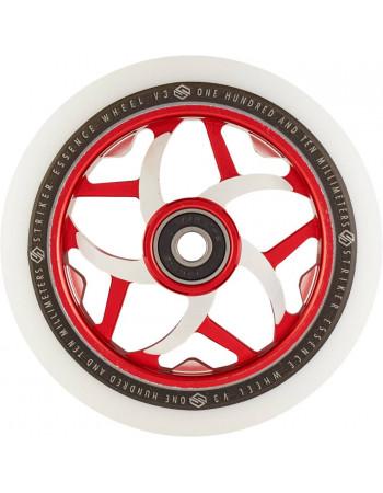 Комплект колес Striker Essence V3 White/Red 110 mm
