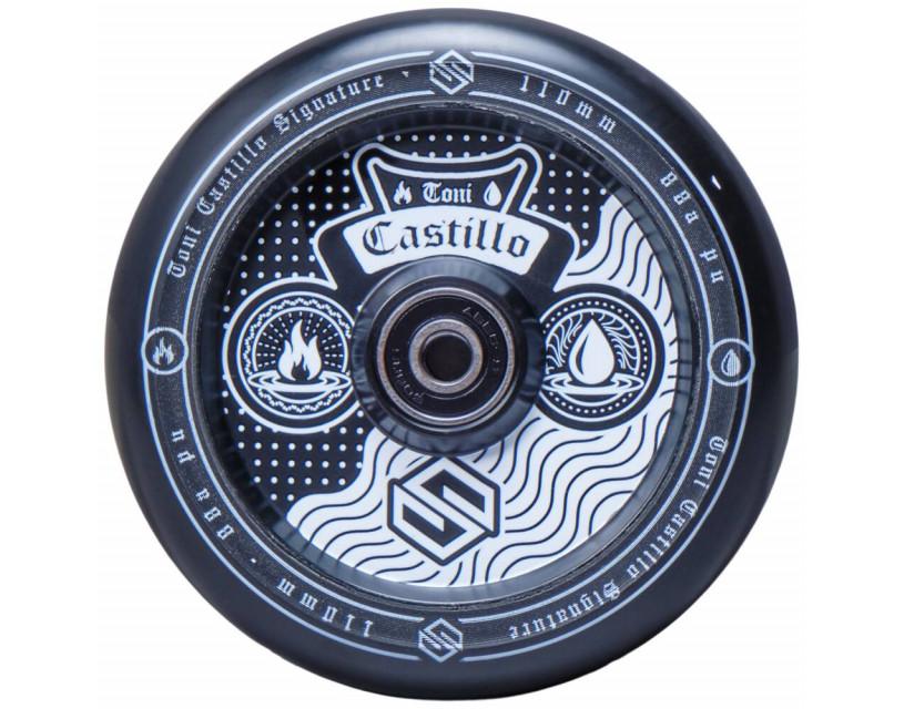 Комплект колес Striker Toni Castillo Black