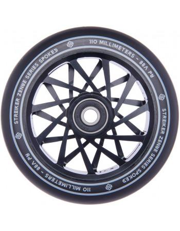 Комплект колес Striker Zenue Series Black/Black 110 mm
